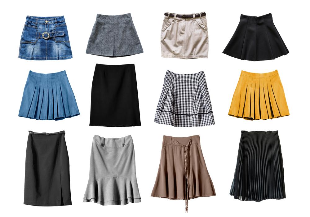 Transformar vestido em saia